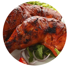 Chicken Tandoori Quarter Piece(ST)